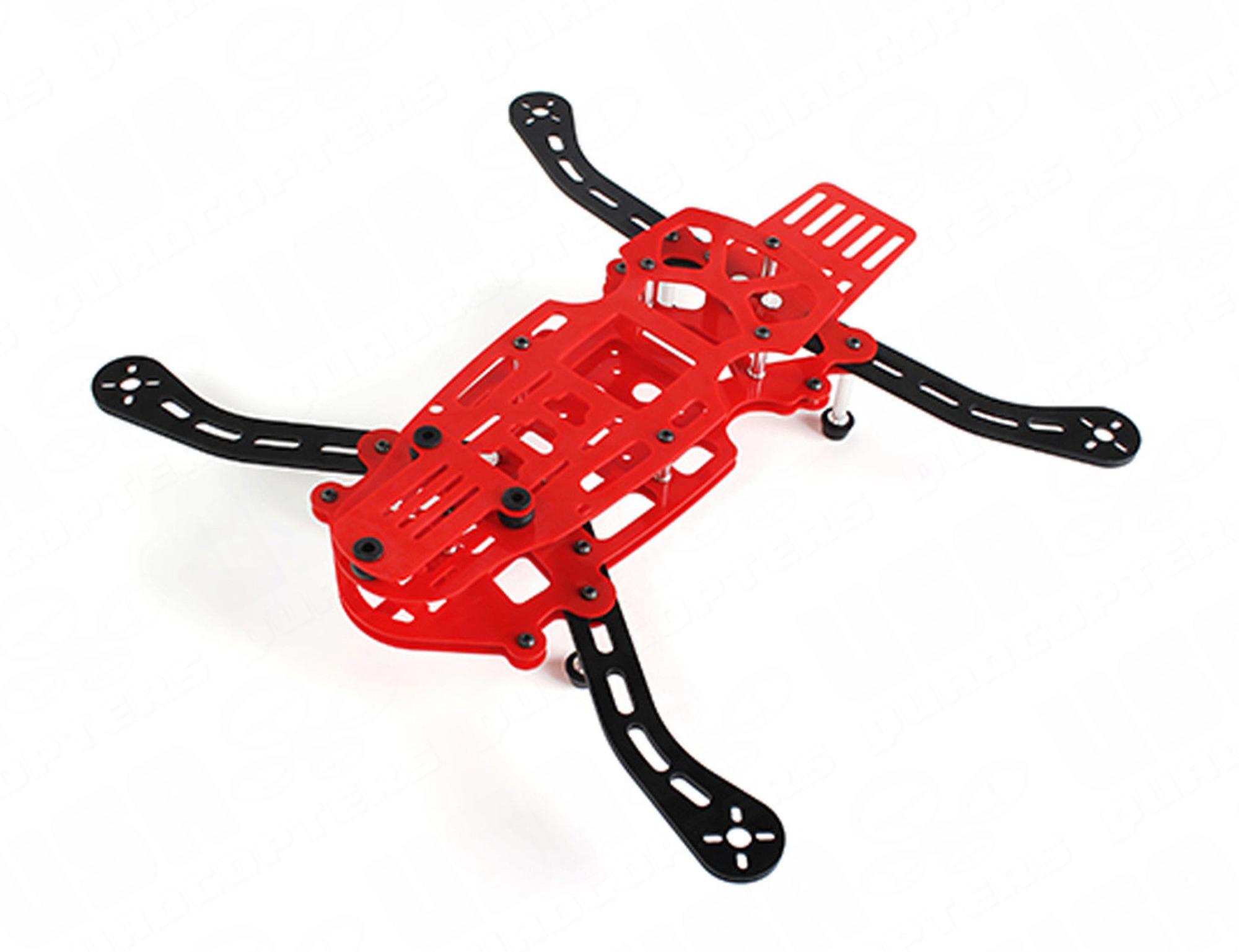 Scarab 360mm Folding FPV Quadcopter Frame, USA Quadcopters