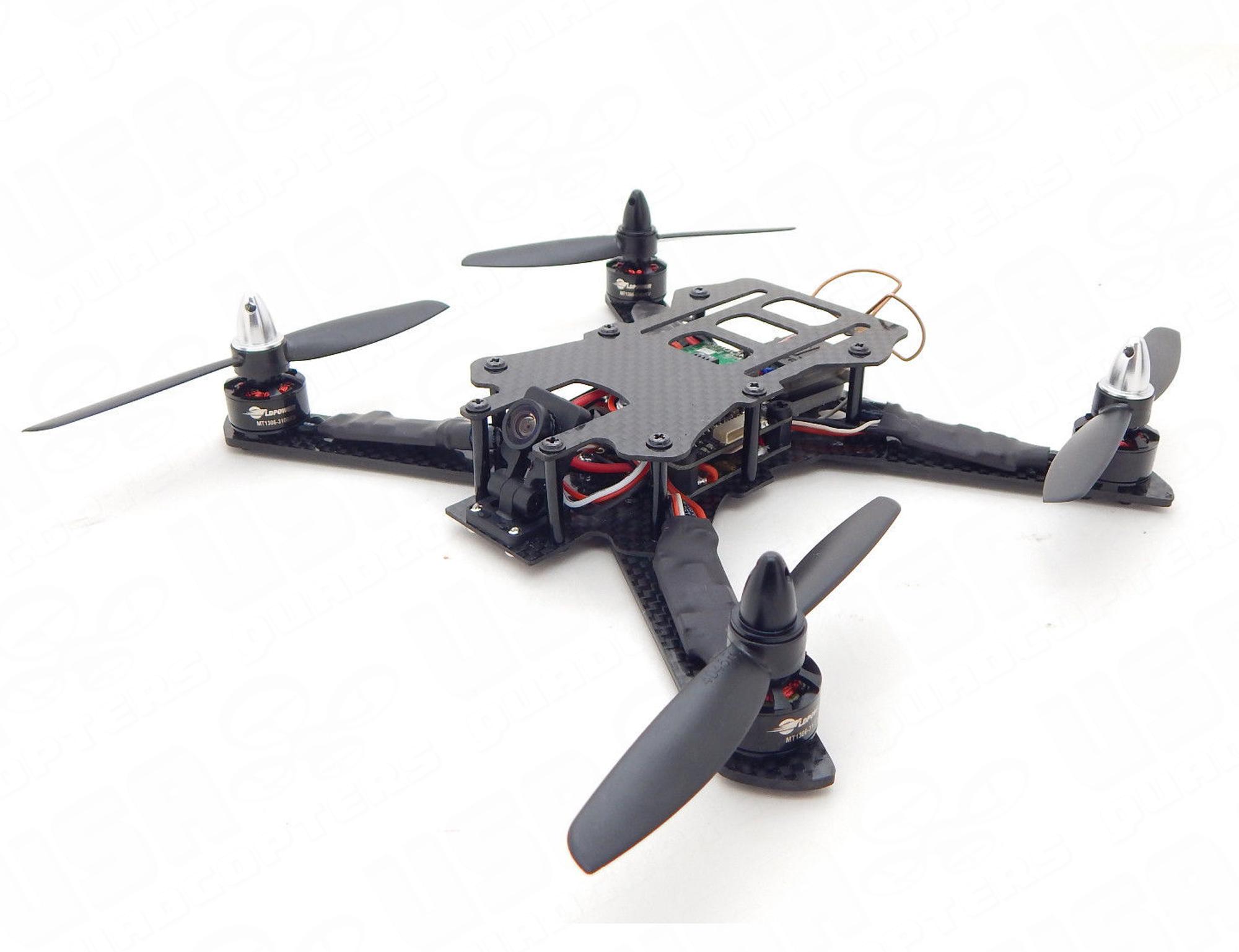 USAQuadcopters Mini CRL 190mm Full Carbon Fiber Racing Drone Frame ...